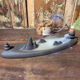 Horizon Backflow Incense Burner