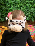 Plush Animal Mask