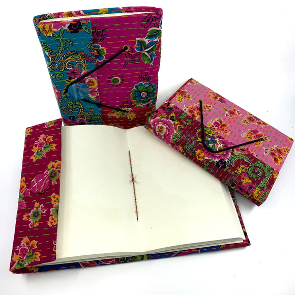 Colorful Indian Kanta Journal