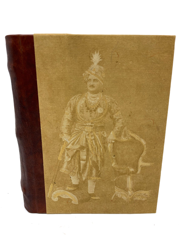 Maharaja Indian Leather Bound Journal