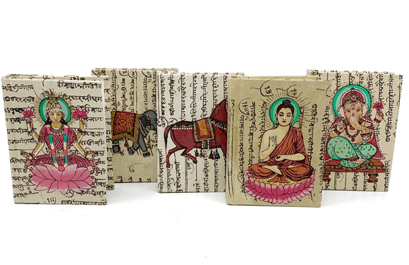 Indian Recycled  Paper Journal