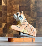 Wooden Tiger Stapler
