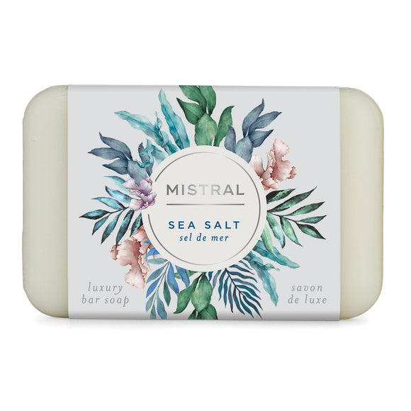 Mistral Sea Salt Soap