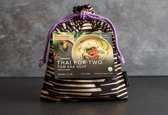 Thai for Two Cooking Kit-Organic Tom Kha Soup