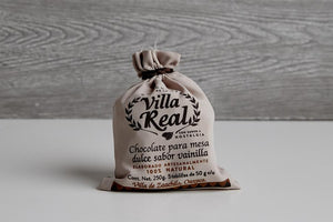 Villa Real Mexican Hot Chocolate-Vanilla 5 Discs