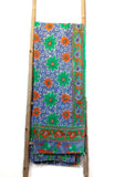 One-of-a-kind Kantha Quilt KN01