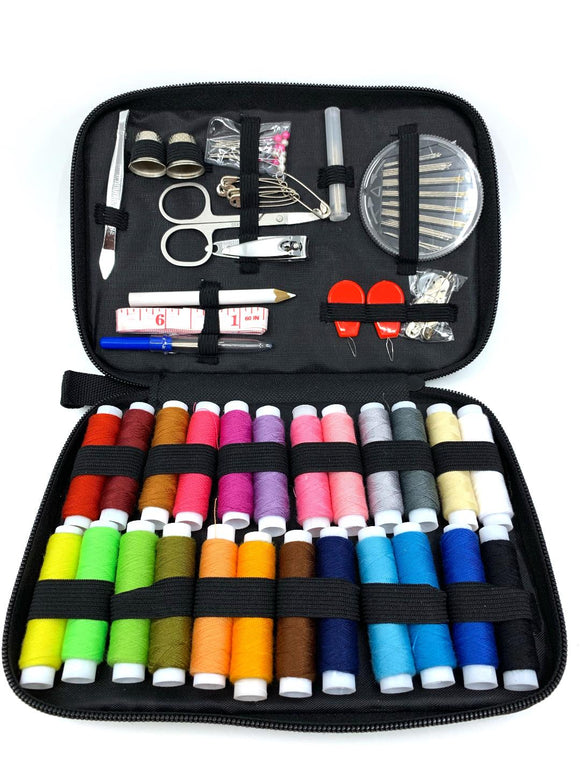 24 Spool Sewing Kit