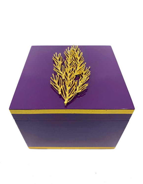 Golden Coral Box