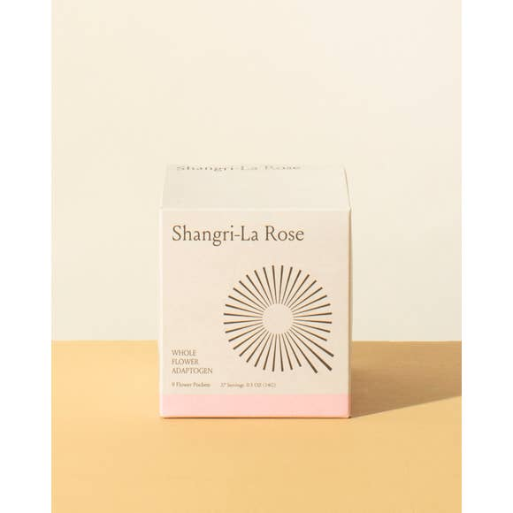 Shangri-La Rose Tea