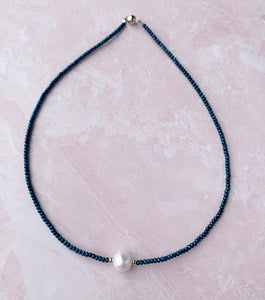 Pearl & Beaded Necklace