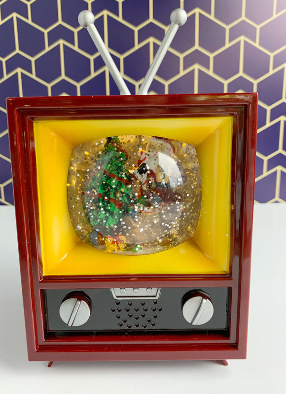Santa  Music Box TV