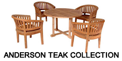 Anderson Teak Collection
