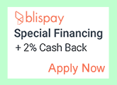 Financing with BLisPay