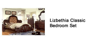 Lizbethia Bedroom Set