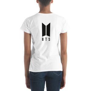 BTS Suga Women's T-shirt [6 colors]