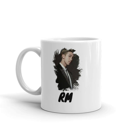 Image of BTS RM Mug [2 sizes] - btsmerchstore.com
