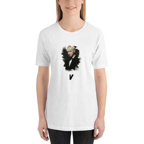 Image of BTS V T-Shirt [8 colors] - btsmerchstore.com