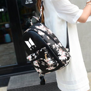 BTS Flower Backpack [3 Styles]