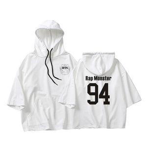 BTS Wild Loose Type Hoodie [All Members]