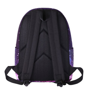 BTS Space Style Backpack