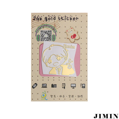 Image of BTS DIY Stickers - btsmerchstore.com