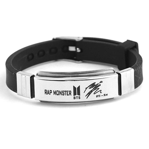 Image of BTS Wristband [All Members] - btsmerchstore.com