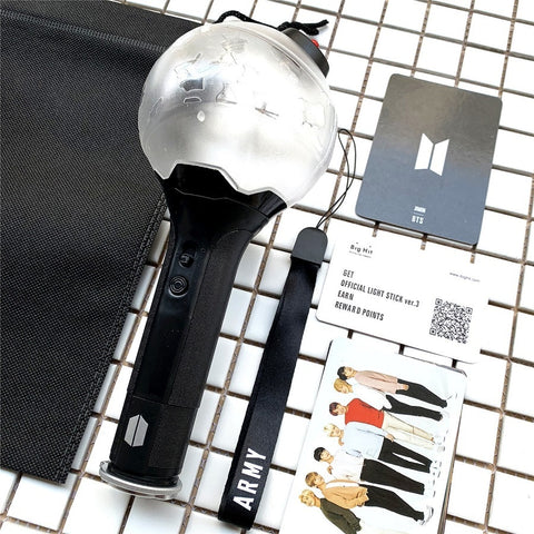 Image of BTS Official VER 3 Army Bomb with BLUETOOTH - btsmerchstore.com