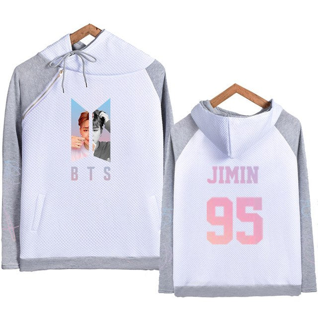 BTS New Style Pullover Hoodie [All Members] - btsmerchstore.com