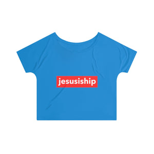 Jesus Is Hip Women's Slouchy top