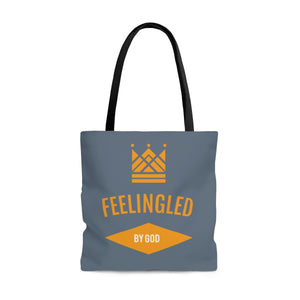 Feelingled AOP Tote Bag