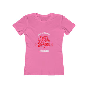Rose of Sharon Women's The Boyfriend Tee