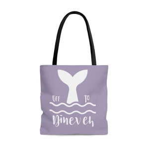 Nineveh Tote Bag