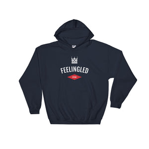 Feelingled Got My Back Reverse Print