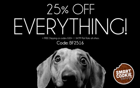Black Friday Deal for your Dog
