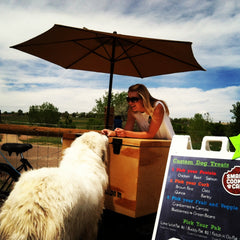 Denver's food truck for dogs