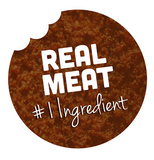 dog treats made with real meat