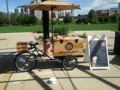 Smart Cookie Cart - Food Truck for Dogs Colorado