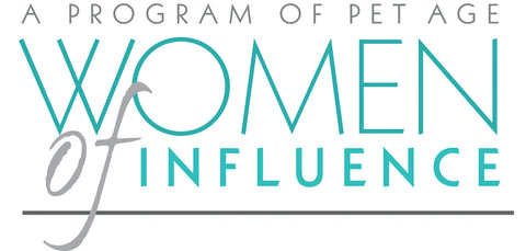 Pet Age Magazine Women of Influence Award