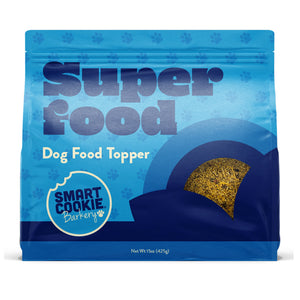 Smart COokie Superfood Dog Food Topper Front