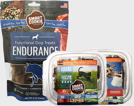 Beef Dog Treats Variety Pack