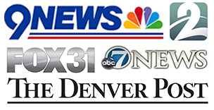 9news, 7news, fox31, channel 2 and the denver post feature Smart Cookie Dog Treats