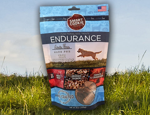 The Sports Dog: Endurance Dog Treats