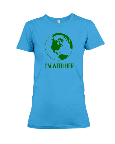Women's 'I'm With Her' Tee