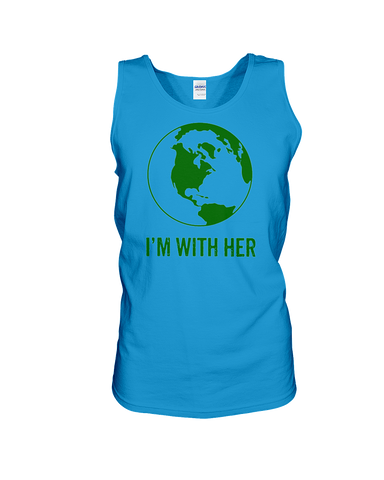 Men's 'I'm With Her' Tank