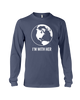 Men's 'I'm With Her' Long Sleeve