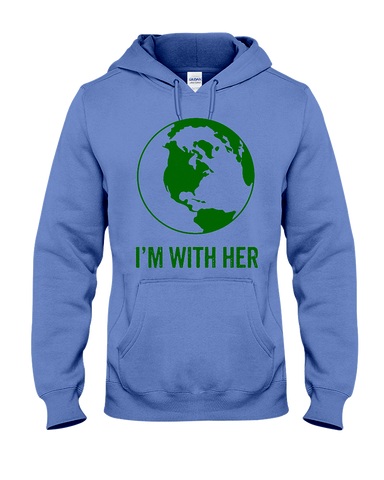 'I'm With Her' Hoodie