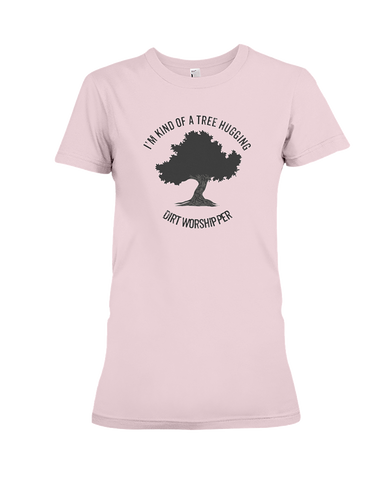 Women's Tree Hugger Tee