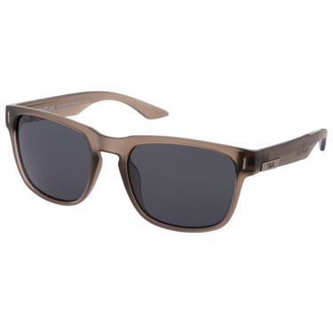 Spartan - Matt crystalline grey // Smoke polarised