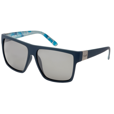 Vespa - Matt navy // smoke polarised