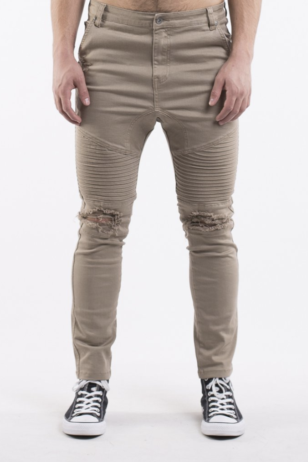 SILENT THEORY - OUTLAW PANT, Tan